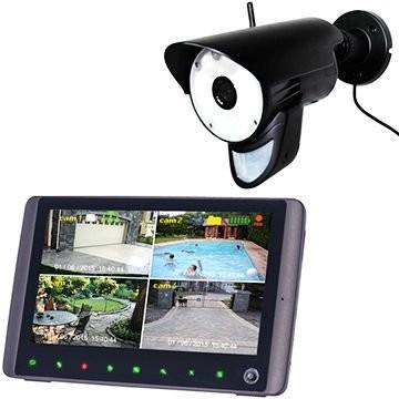 Videokammera Überwachung Alarm Diebstall
